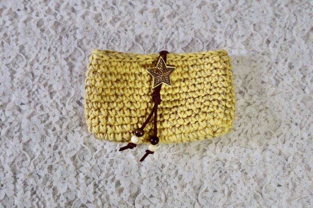麻ひもと毛糸を使った編み方動画のご紹介